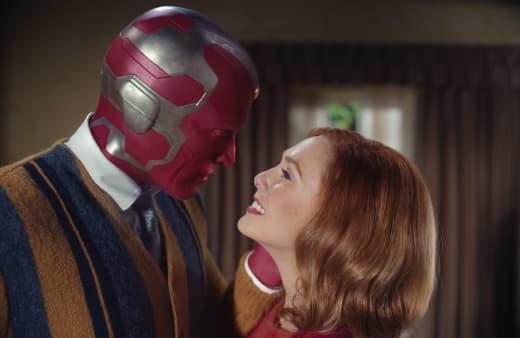 Marvel Studios Rilis Serial Orisinil Pertama 'WandaVision'