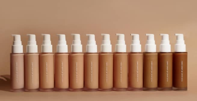 Beauty Review: Warna Baru BLP Beauty Face Base Foundation