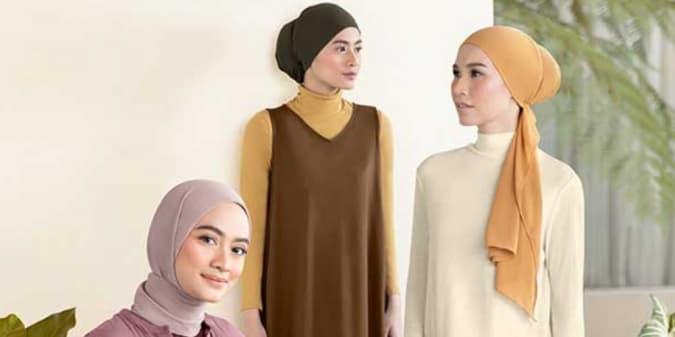 UNIQLO dan Ayudia C. Merilis 50 Gaya Hijab Minimalis