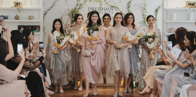 Dresshaus Bawa Koleksi Busana Kondangan Cantik & Elegan