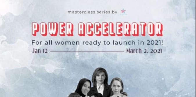 Stellar Women - Power Accelerator