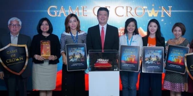 UOB Indonesia Ajak Bertualang Dengan 'Game of Crown'