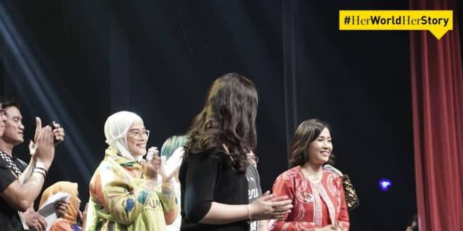 Veronica Tan Bicara Cinta Dan Popularitas