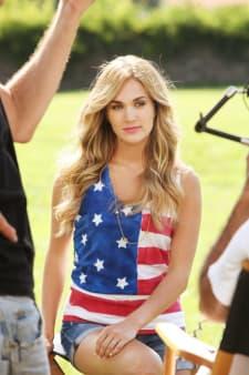 Almay Gandeng Carrie Underwood Sebagai Brand Ambassador