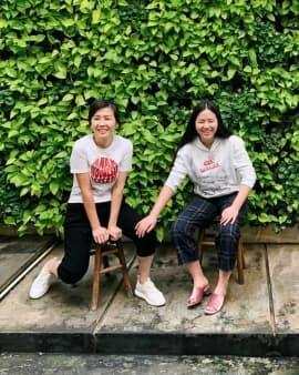 Putri Kedua Veronica Tan Beri Kejutan Spesial Hari Ibu