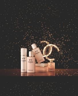 Chanel Hadirkan Rangkaian Nº 5 Terbaru untuk Edisi Liburan