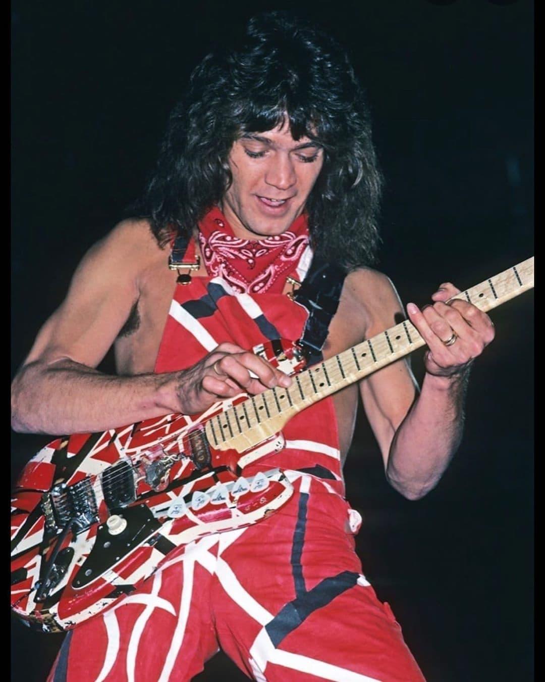 Gitaris Legendaris Eddie Van Halen Meninggal Di Umur 65