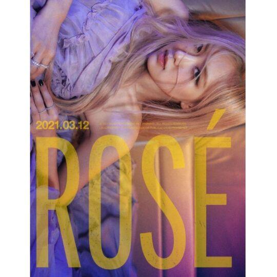 Rose BLACKPINK Umumkan Debut Solo Pada 12 Maret 2021