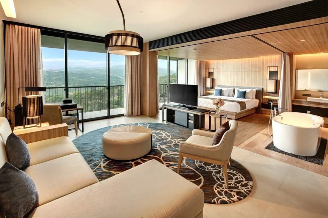 17 Rekomendasi Hotel Berbintang Untuk Rayakan Akhir Tahun