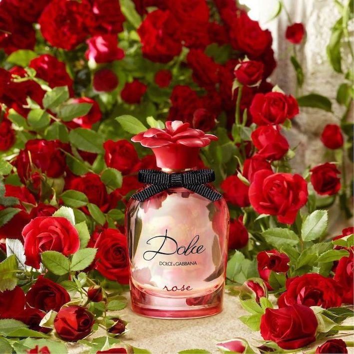 Dolce & Gabbana Menambahkan Dolce Rose Ke Lini Parfumnya