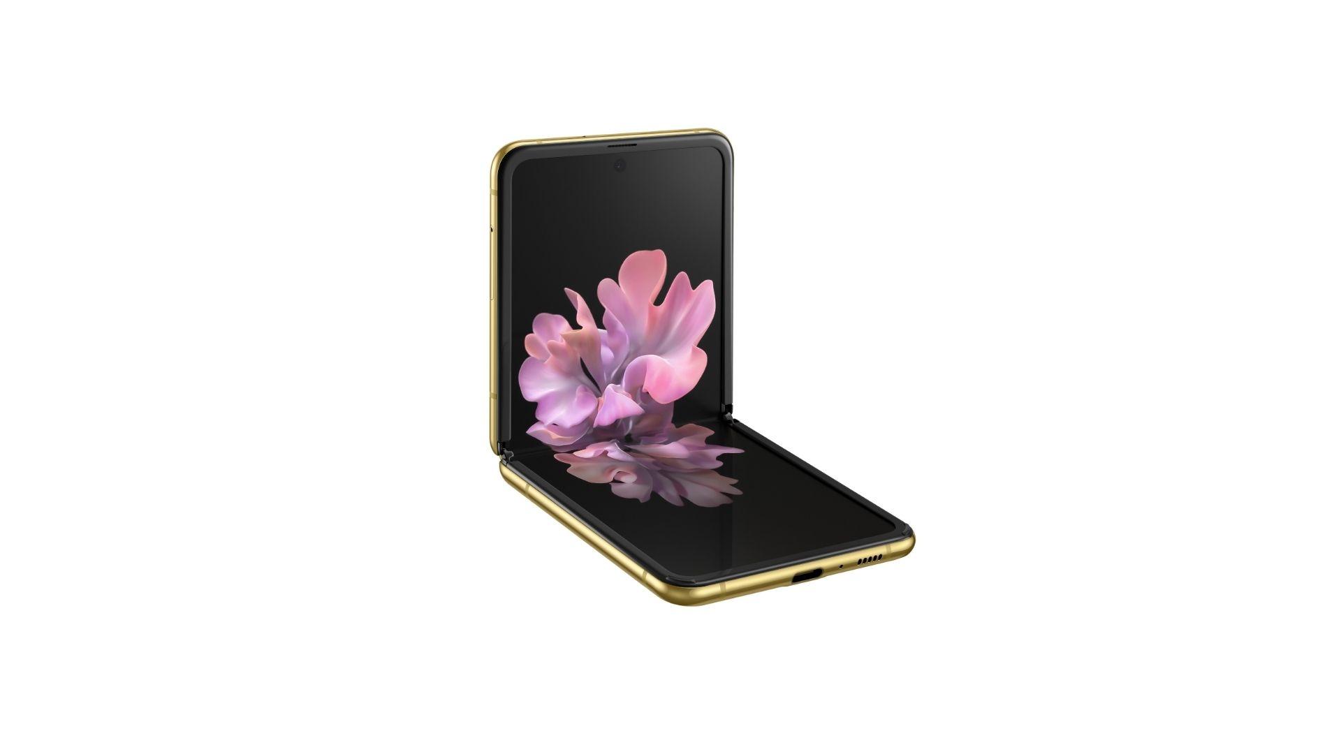 Canggih Dan Stylish, Ini Tampilan Samsung Galaxy Z Flip