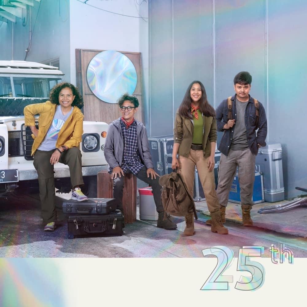 Petualangan Sherina 2: Kejutan Dari Ulang Tahun Miles Film
