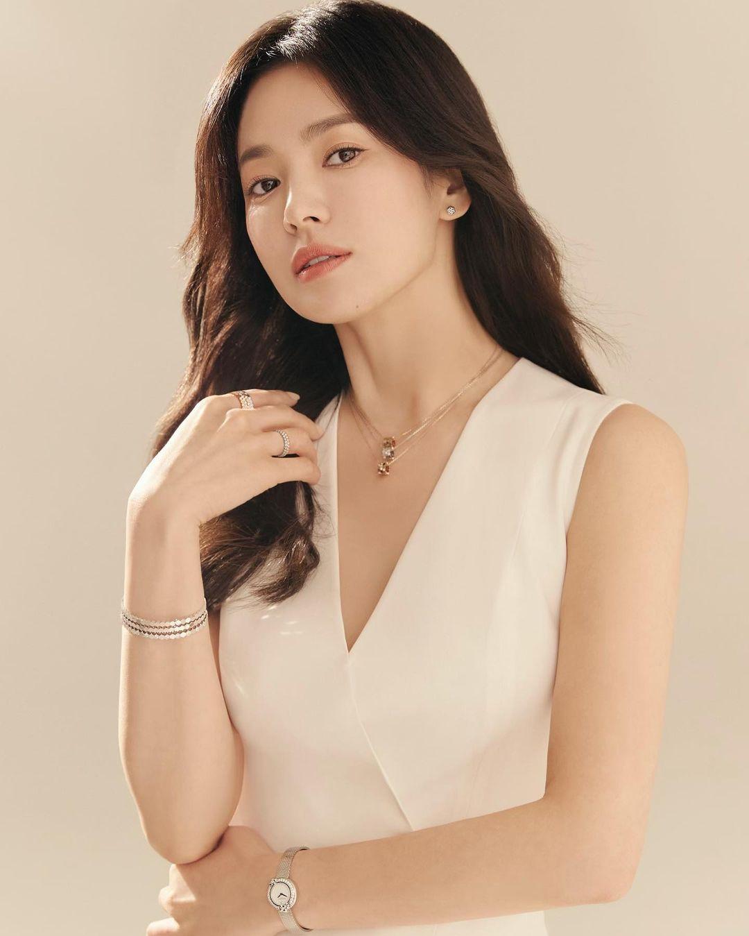 Daftar 5 Film Dan Serial Song Hye Kyo Yang Wajib Tonton