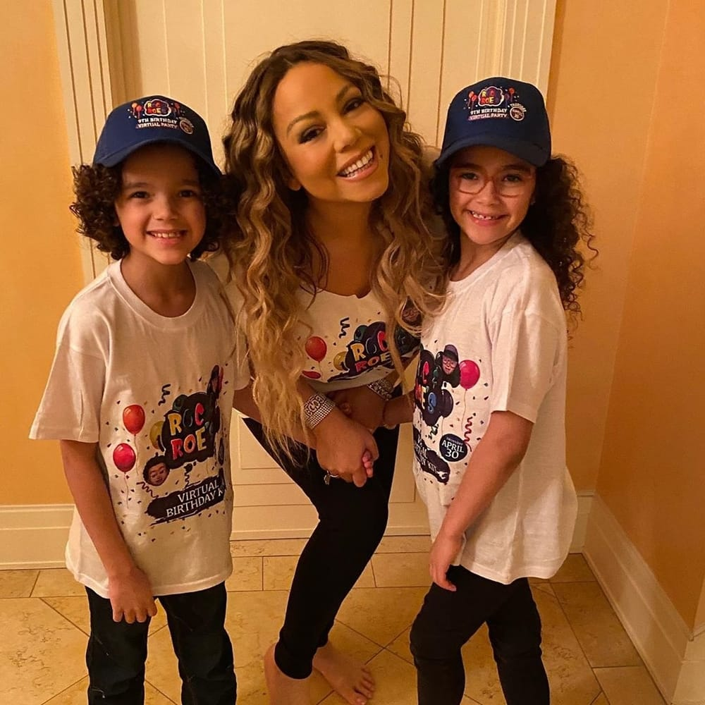 Mariah Carey Gelar Ulang Tahun Virtual Untuk Buah Hatinya