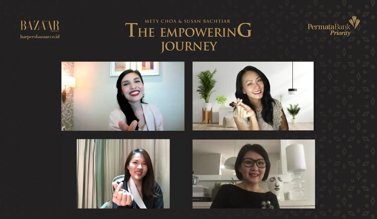 Inspiratif! Kisah Wanita Hebat di The Empowering Journey