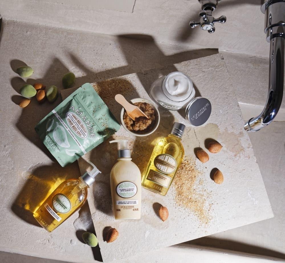 Review: 3 Produk L'Occitane Almond Terbaru Yang Memanjakan