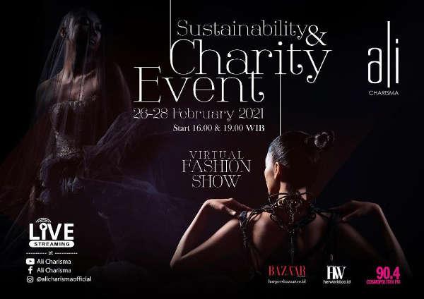 Sustainability and Charity Event Ali Charisma