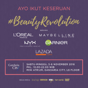 #BeautyRevolution L'Oreal Indonesia